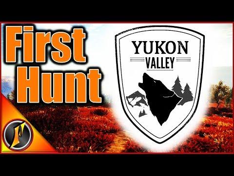 First Hunt On Yukon Valley!