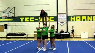 Central Cheer Jackets - Level 6 All Girl Stunt Group - 12.11.10