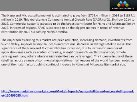 Microsatellites Market 2019