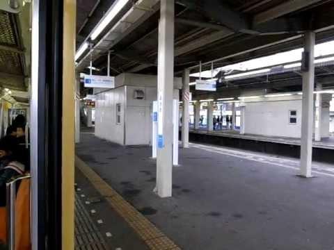 Ogawa to Hagiyama (Construction Zone) - (120207)