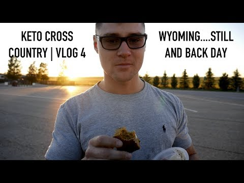 Keto Cross Country | Vlog 4 | Still In Wyoming & Back Training