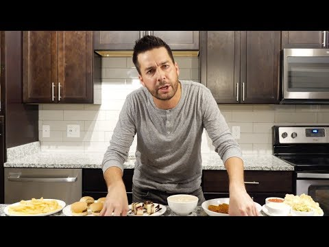 Pre-meal Prayer: John Crist's Official Rules