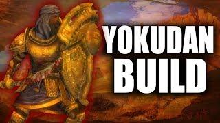 Skyrim SE Builds - The Yokudan - Ultimate Redguard Build