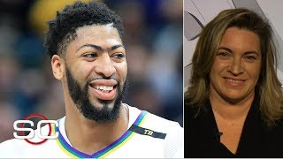 Lakers may regret Anthony Davis trade, but they had to go for it - Ramona Shelburne | SportsCenter