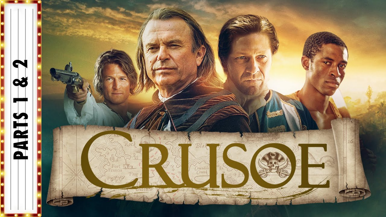 Download CRUSOE Part 1 & 2 | Sean Bean & Sam Neill | Adventure Movies | The Midnight Screening