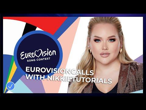 Eurovisioncalls with NikkieTutorials - Promo