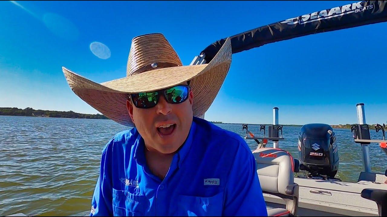 EPIC Summer White Bass Fishing (Whack Em and Stack Em)