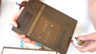 Fairy Tales Restoration Live Part 1 continued (oops): Save Your Books