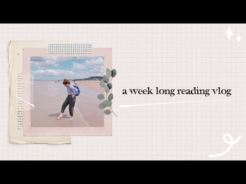 going-to-normandy,-journaling-&-listening-to-a-new-favourite-book-|-a-week-long-reading-vlog