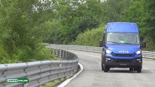 Iveco New Daily 2014 - CamperOnLine Magazine Test Drive