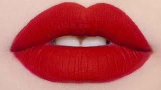 Como aplicar labial liquido matte/ Labios Perfectos | Doralys Britto