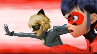 Все серии Леди Баг и Супер Кот на РУССКОМ! Miraculous Ladybug Speededit - Season 2
