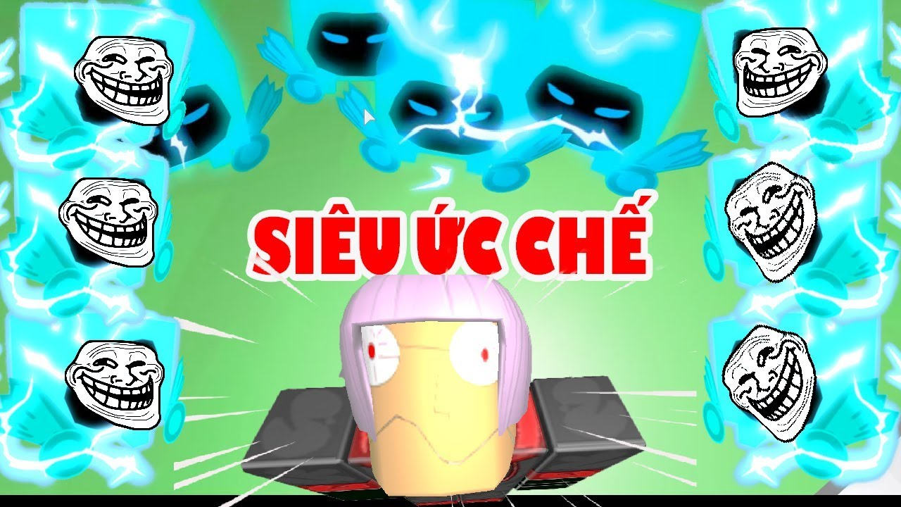 Troll Fan Bằng Pet Dominus Electric Fan Ức Chế Tụt Quần | Roblox Pet Simulator