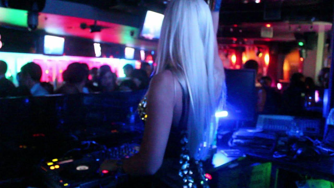 Dj Amely Vodka Bar Kiev Ukraine Rocking Party All Night