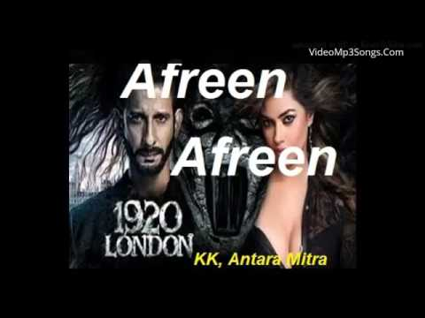 Aafreen Video Song | 1920 LONDON | Sharman Joshi, Meera Chopra, Vishal Karwal | K. K. |2016