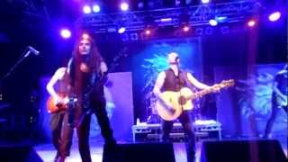 Steve Harris, British Lion, Eyes OF The Young, Vienna Arena live 7.3.2013