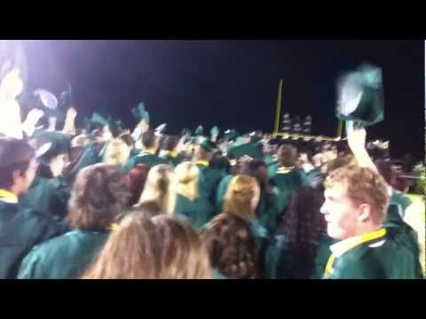 Viera High School Graduation Point of view from a graduate!