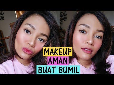 everyday-makeup-saat-hamil