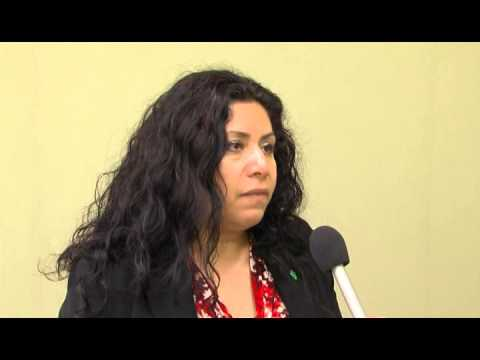 Layla Suleiman Gonzalez   Executive Director of ILFC   Latino Unity Day 2014