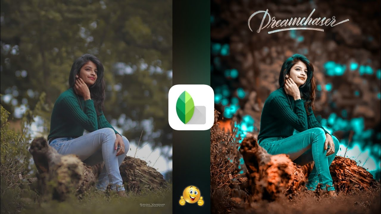 Download Snapseed Amazing Background Colour Change 😲 | Snapseed Photo Editing | Snapseed Photo Editing Tricks