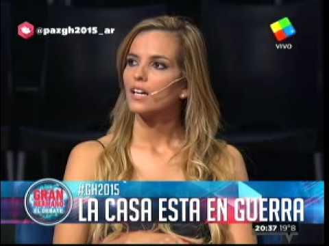 """Gran Hermano 2015: """"Camila es insoportable y transmite negatividad"""""""