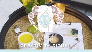 A Fall Creativity Ritual with Sarah Ashley of Salt House | Self-Care Nation | Well+Good