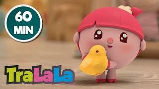 BabyRiki 60MIN (Mamă pentru pui) - Desene animate | TraLaLa