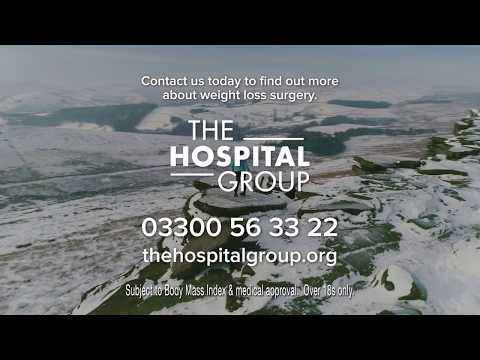 The Hospital Group Weight Loss Surgery - Celebrate Life TV Advert