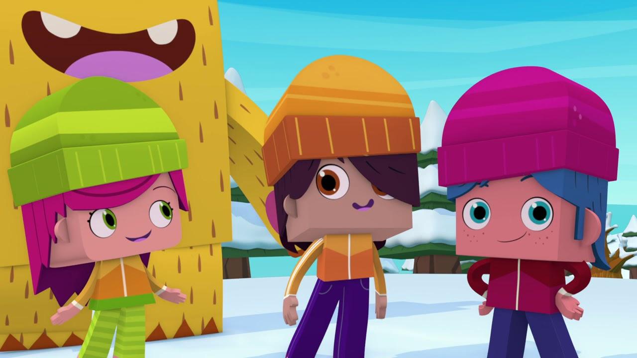 Download Yoko Kids TV Series   Season 1   Episode 32   Hiding in Plain Sight