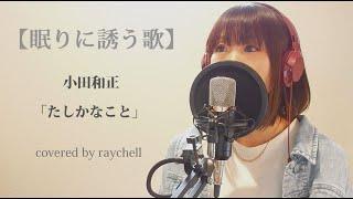 【眠りに誘う歌】小田和正「たしかなこと」covered by raychell