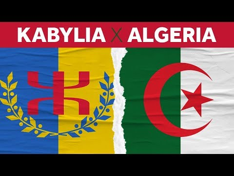 Kabylia, Algeria and taking huge risks to play football for