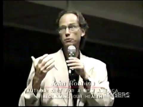 John Robbins - Robson Square Talk