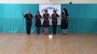 Cocek, Gypsy folk dance