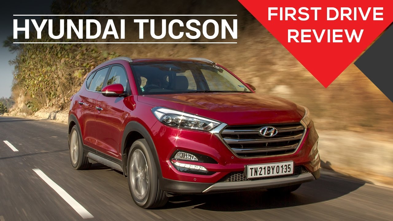 2016 hyundai tucson first drive review zigwheels youtube. Black Bedroom Furniture Sets. Home Design Ideas