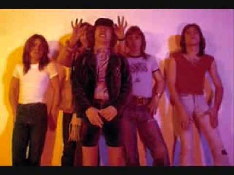 ACDC Down Payment Blues 1978