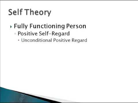 Psychology 101: Humanistic Personality Theory