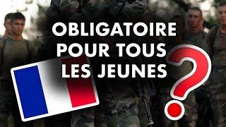 UNIFORME, DURÉE D'UN MOIS, MARSEILLAISE... Le service national présenté