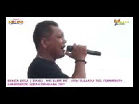 Bunga Desa Raib Voc Mr Bams Mc   New Pallapa Terbaru RSG Community Gandrirojo Sedan Rembang 2017 144