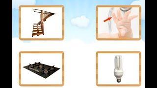 Bài 14. Bé học các bộ phận cơ thể và đồ dùng gia đình