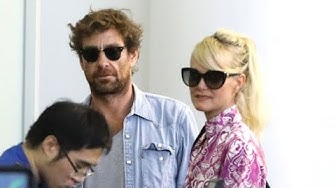 Laeticia Hallyday Is Inseparable From New Beau Pascal Balland