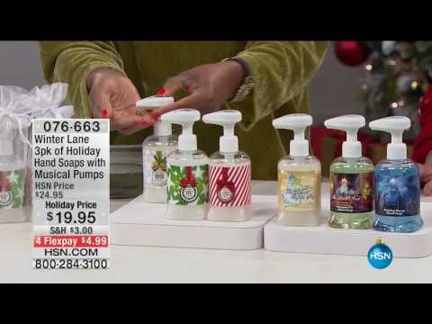 HSN | Countdown To Christmas 12.03.2016 - 05 AM