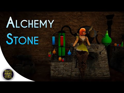 Black Desert Online - Alchemy Stone Crafting Guide