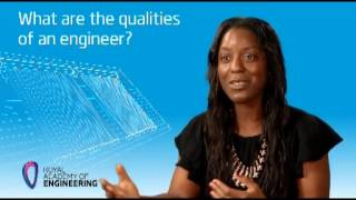 Yewande Akinola - Designed to Inspire - Royal Academy of Engineering