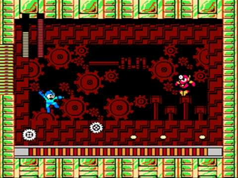 Mega Man 2 (NES) - Metal Man Stage Music (Extended OST) with