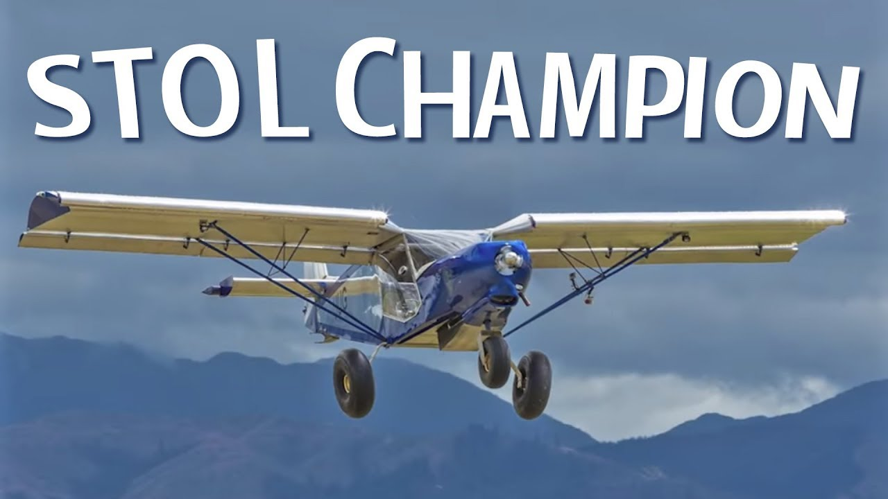 Winner! bush pilot stol championships new zealand 2018 youtube