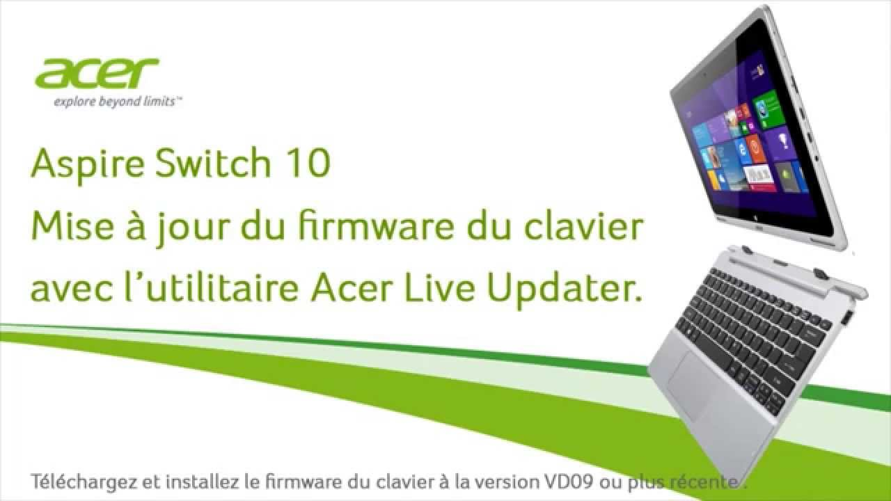 live updater acer remove