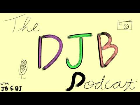 The DJB Podcast Ep 1: Meeting James Bay in a smoke shop!!