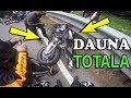 (Motor)Bike A CAZUT IN FATA MEA!