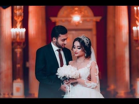 Супер Современные  Азербайджанская свадьба  TIMUR & GULNARA