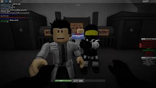 Roblox: SCP rBreach - SCP-280 THE Farming Machine! - Containment Breach
